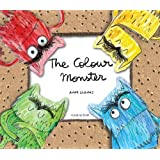 The Colour Monster [Anglais]