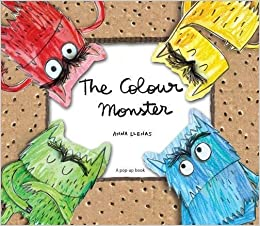 Resultado de imagen de the colour monster