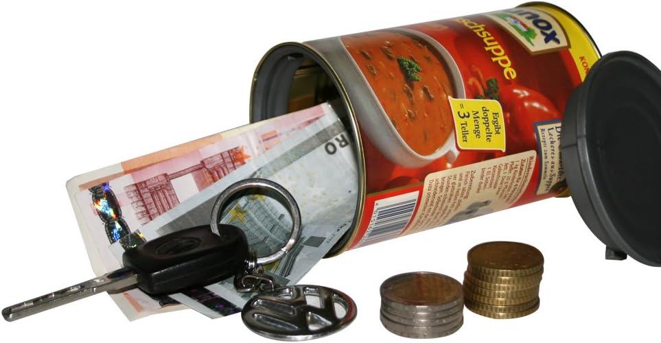 Dosensafe denaro in unUnox Gulaschsuppe latta 11/x 7.5/cm