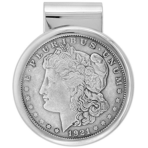 Sterling Silver Dollar Morgan included