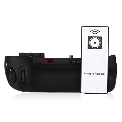 Powerextra MB-D10 agarre Vertical de batería para cámara réflex ...