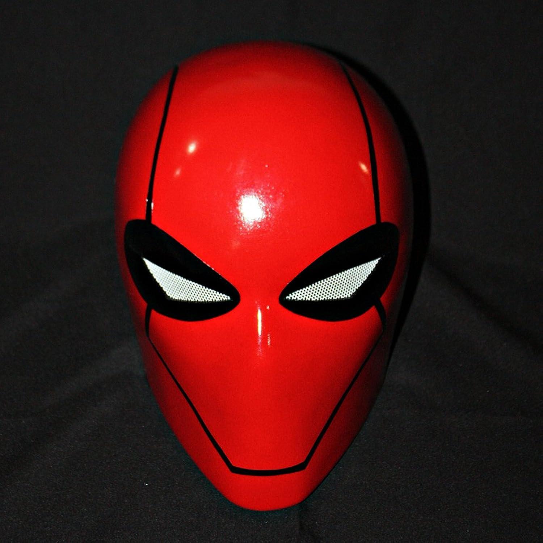 Amazon.com: Custom Batman Arkham Under the Red Hood Helmet ...