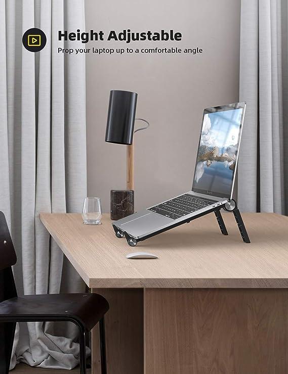 Lamicall Laptop Ständer Multi Winkel Notebook Ständer Elektronik