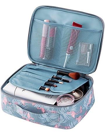 URIJK Kosmetiktasche Tragbare Make up Verpackung Reise W/ürfel Kulturtasche Tasche Wasserdichte Aufbewahrungstasche Portable Damen Herren Tasche