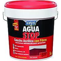 Aguastop ceys M122187 - Impermeabilizante aquastop caucho acrilico