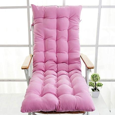 Amazon.com: Cojín de invierno grueso para silla reclinable ...