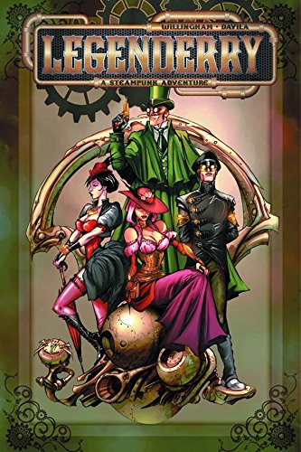 Legenderry: A Steampunk Adventure pdf