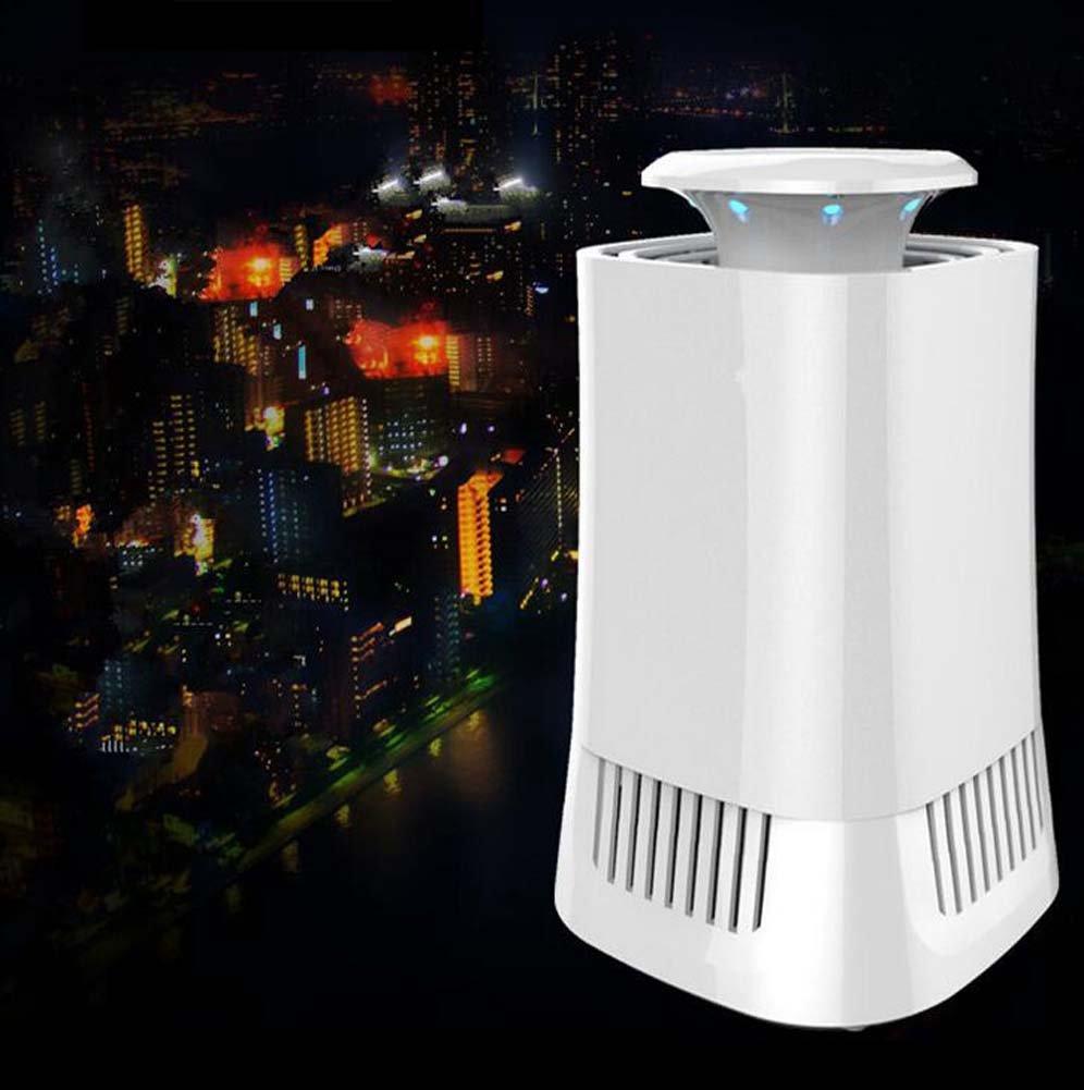 Intelligenter Lichtsteuer-Photokatalysator-Moskito-Lampe, LED-Wanzen-Zapper, ultra-leise, keine StrahlungInsect-Mörder-Lampe, USB, das tragbaren elektronischen Insekten-Mörder für Innen- / im Freien auflädt