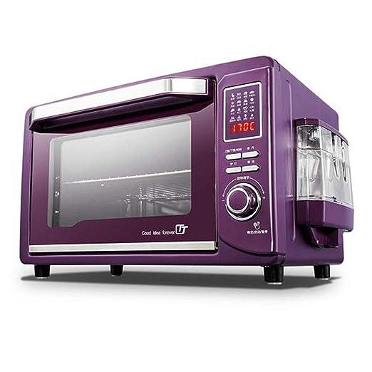 CL- Chun Li Horno eléctrico Mini - púrpura del hogar 30L de ...