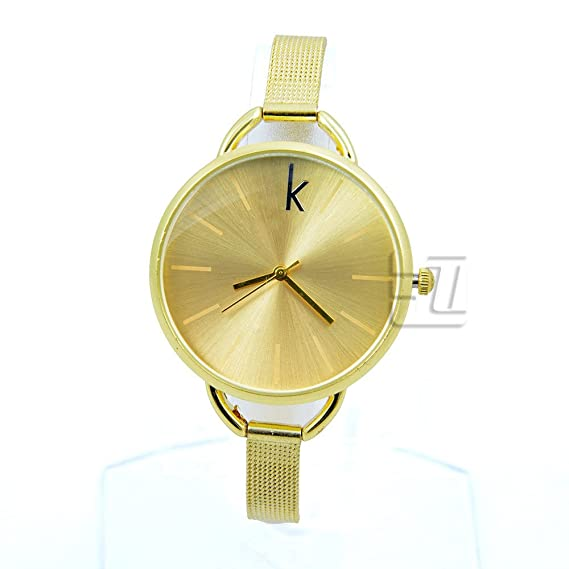 Reloj nuevo estilo con logotipo de marca C Mujeres Reloj Vestido reloj mujer reloj de pulsera de moda reloj de cuarzo movimiento del reloj: Amazon.es: ...