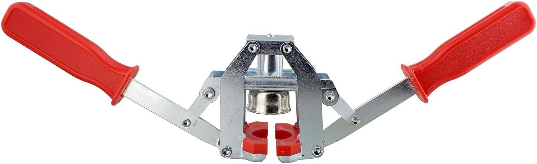 Manual Bottle Capper Tool – Twin Lever Hand Capper for Home Brewing, Crown Capper, Bottle Sealer
