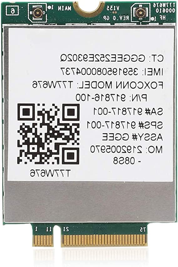 Mavis Laven Interfaz de Módulo 4G NGFF / M2 450Mbps Módulo 4G ...