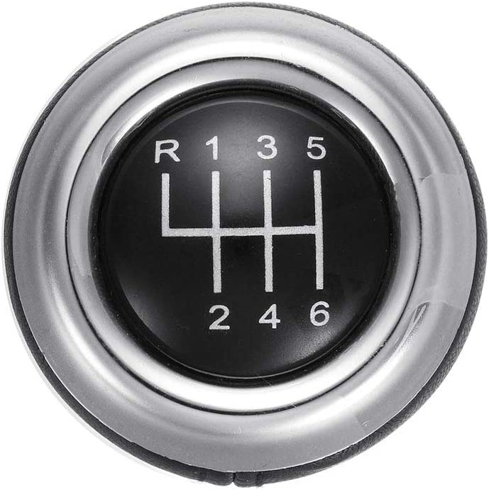 YONGYAO 5 6 Speed Gear Stick Shift Bouton pour Mini Cooper R55 R56 R57 R59 F55 F54-6 Vitesses