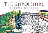 The Shropshire Colouring Book