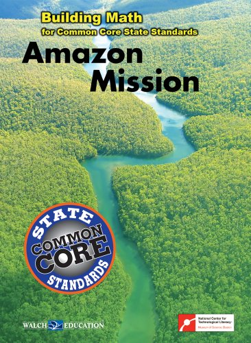 Building Math for Common Core State Standards: Amazon Mission