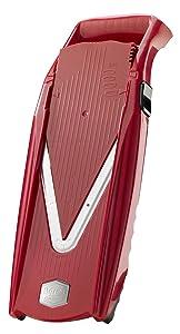 Swissmar Borner V Power Mandoline, V-7000, Red