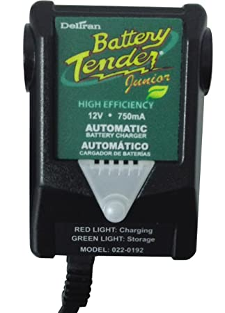 Amazon.com: Battery Tender High Efficiency Junior 12 Volt Charger: Automotive