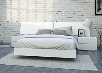 Amazoncom Nexera 4 Pc Eco Friendly Bedroom Set Kitchen