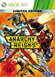 Anarchy Reigns Limited Edition (XBox360)