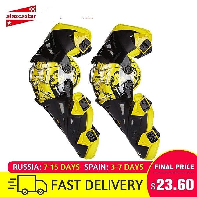 Amazon.com: DADANDAN Motorcycle Knee Pad Men Protective Gear ...