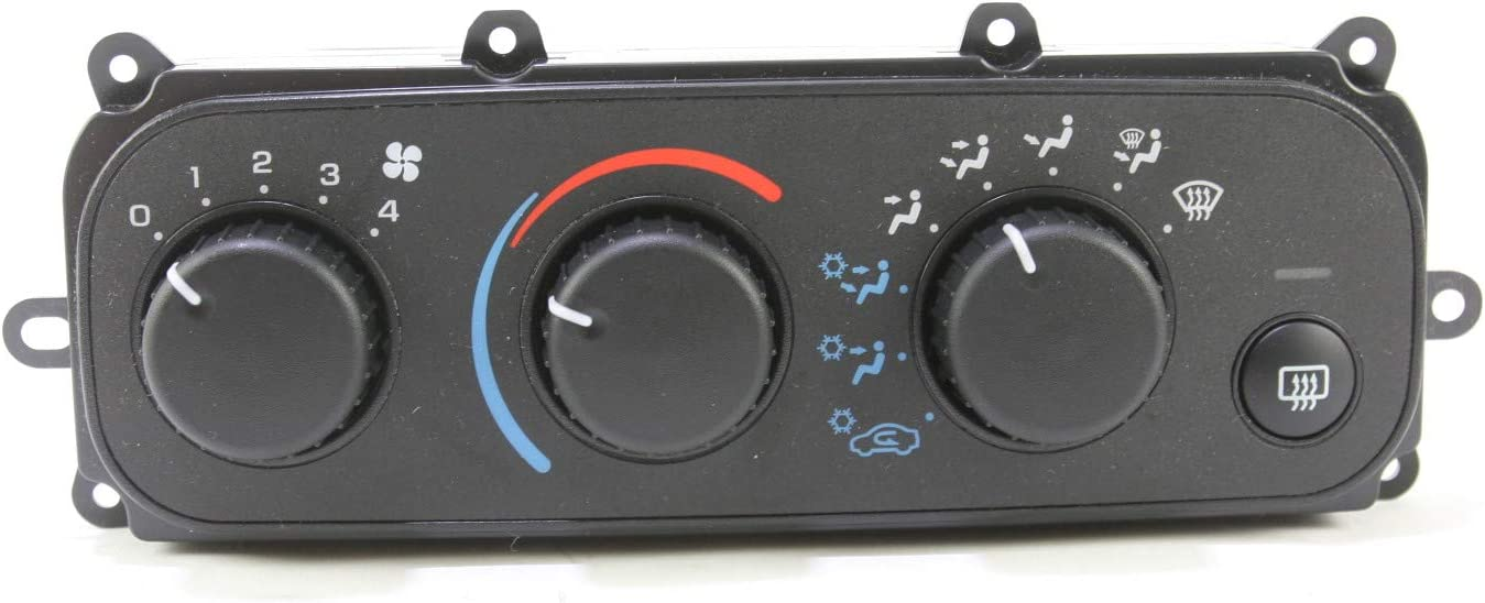 Genuine Chrysler 4596277AB Air Conditioning and Heater Control