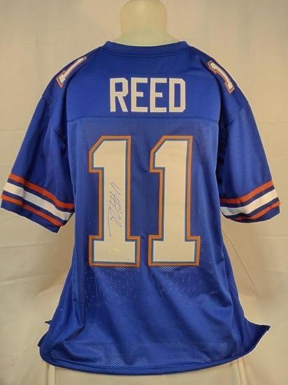 873b113cdda Jordan Reed Signed Jersey - Custom - JSA Certified - Autographed College  Jerseys