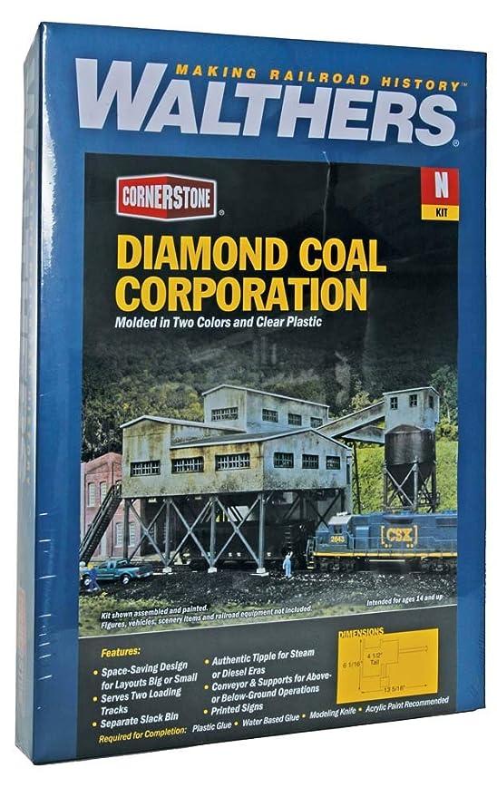 Amazon.com: Walthers Cornerstone Carbón De Diamantes ...