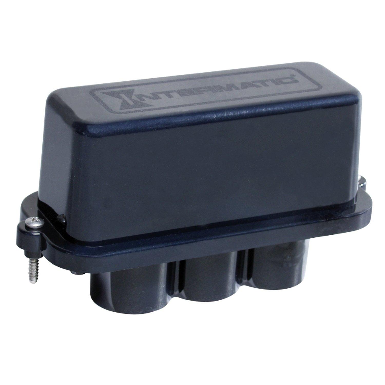 Intermatic Pjb2175 2 Light Pool Spa Junction Box Enerlites Telephone Wall Jacks 1 Gang 6611w Wiring Devices