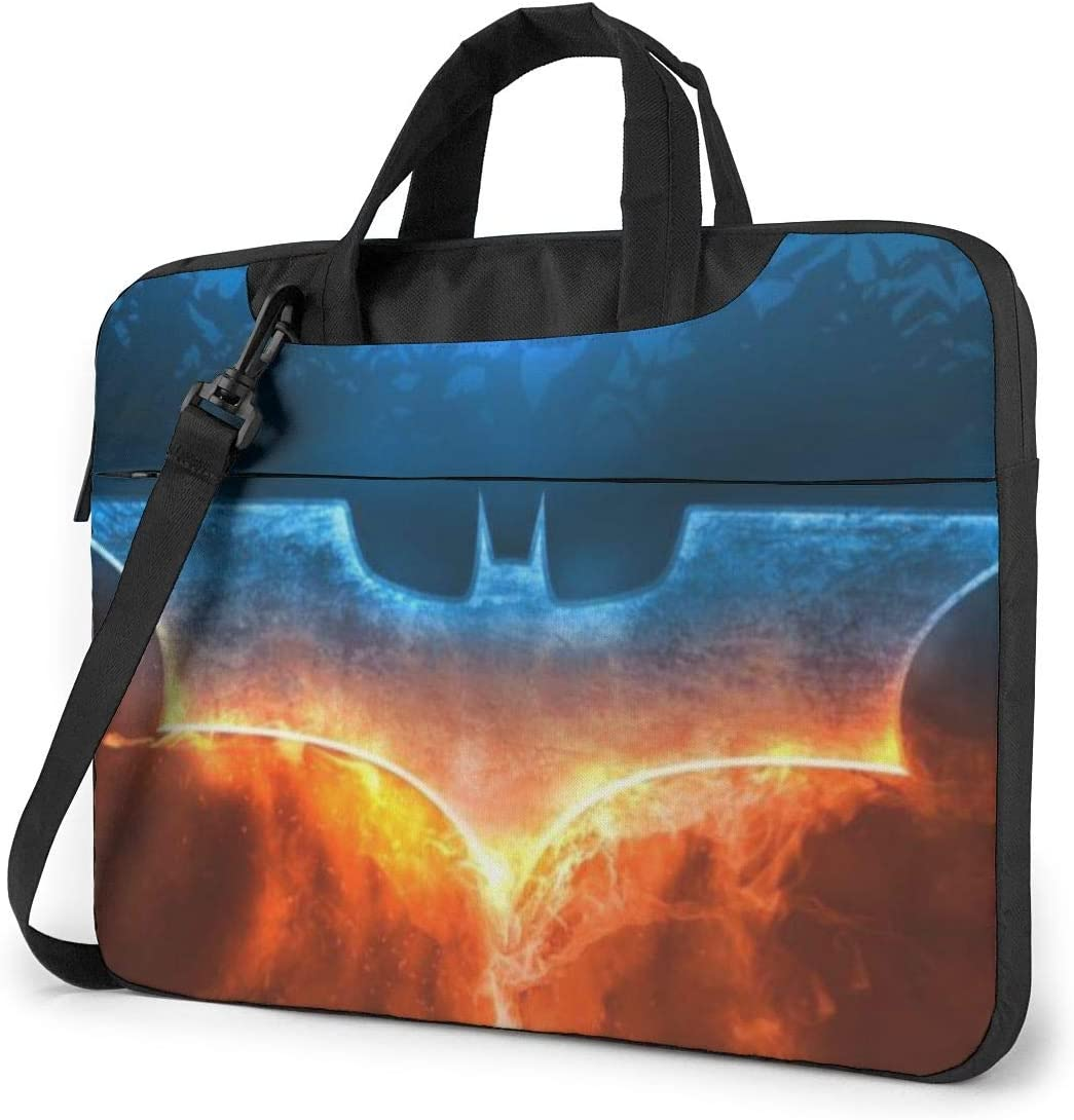 Laptop Sleeve Bag Dark Knight in Fire Laptop Sleeve Case Cover 13 inchTablet Briefcase Notebook Sleeve Case