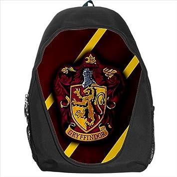 Amazon.com: Gryffindor Harry Potter Popular School Backpack Bag ...