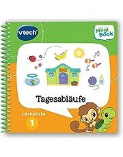 Vtech 80-480804 - Magibook - Lernstufe 1 - Tagesabläufe