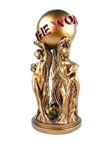 """Scarface The World is Yours 12"""" Collectible Statue 