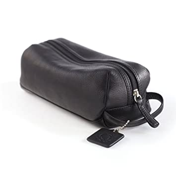 f43241f0bc4e Amazon.com   Osgoode Marley Small Travel Kit (Black)   Luggage Accessories    Beauty