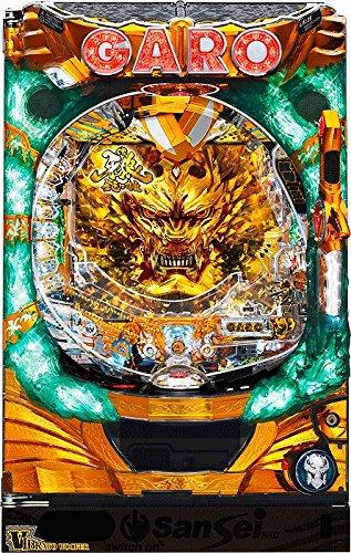 【パチンコ台】CR牙狼金色になれXX キャスター付固定板セット 循環改造有