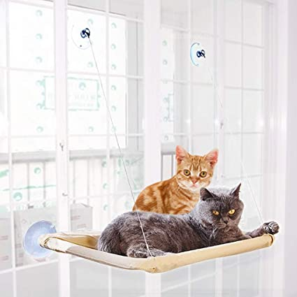 Andiker Hamaca para Gato, diseño de Ahorro de Espacio ...