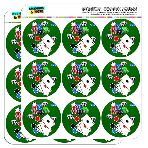 (Poker Aces Cards Chips Gambling 2