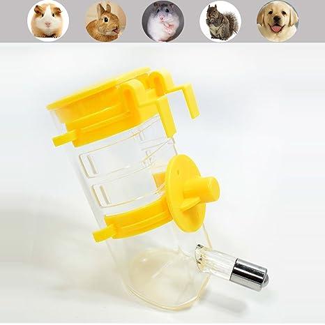 Dispensador de agua automático para colgar en jaula para gato ...
