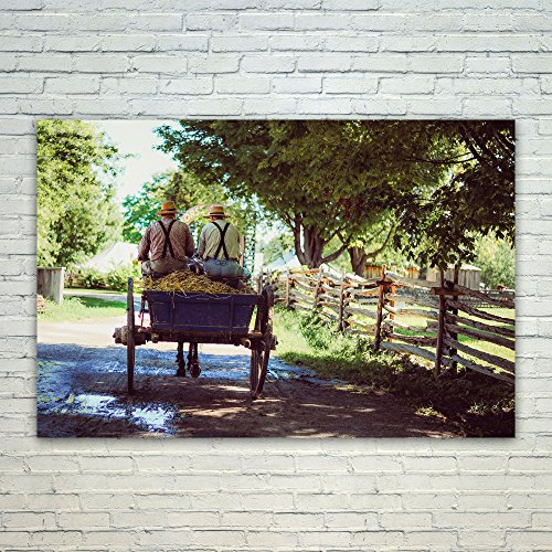 (Westlake Art Poster Print Wall Art - Lancaster County, Modern Picture Photography Home Decor Office Birthday Gift - Unframed - 4x6in)
