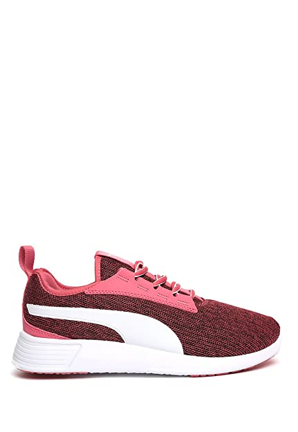 Chaussures Trainer Evo V2 Knit Rose Femme Fille Puma cu5RyQ2lj