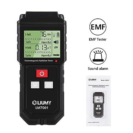 liumy 7001 Haz Detector Medidor de inyección Digital Handheld Diseño con retroiluminación LCD pantalla