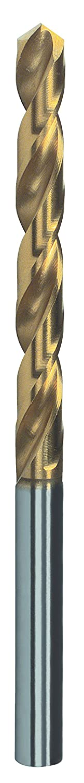 Set Piezas tipo N HSS-TiN 2,5 mm Ruko 250025T Broca helicoidal DIN 338 con autocentrado pack de 10 unidades rectificada