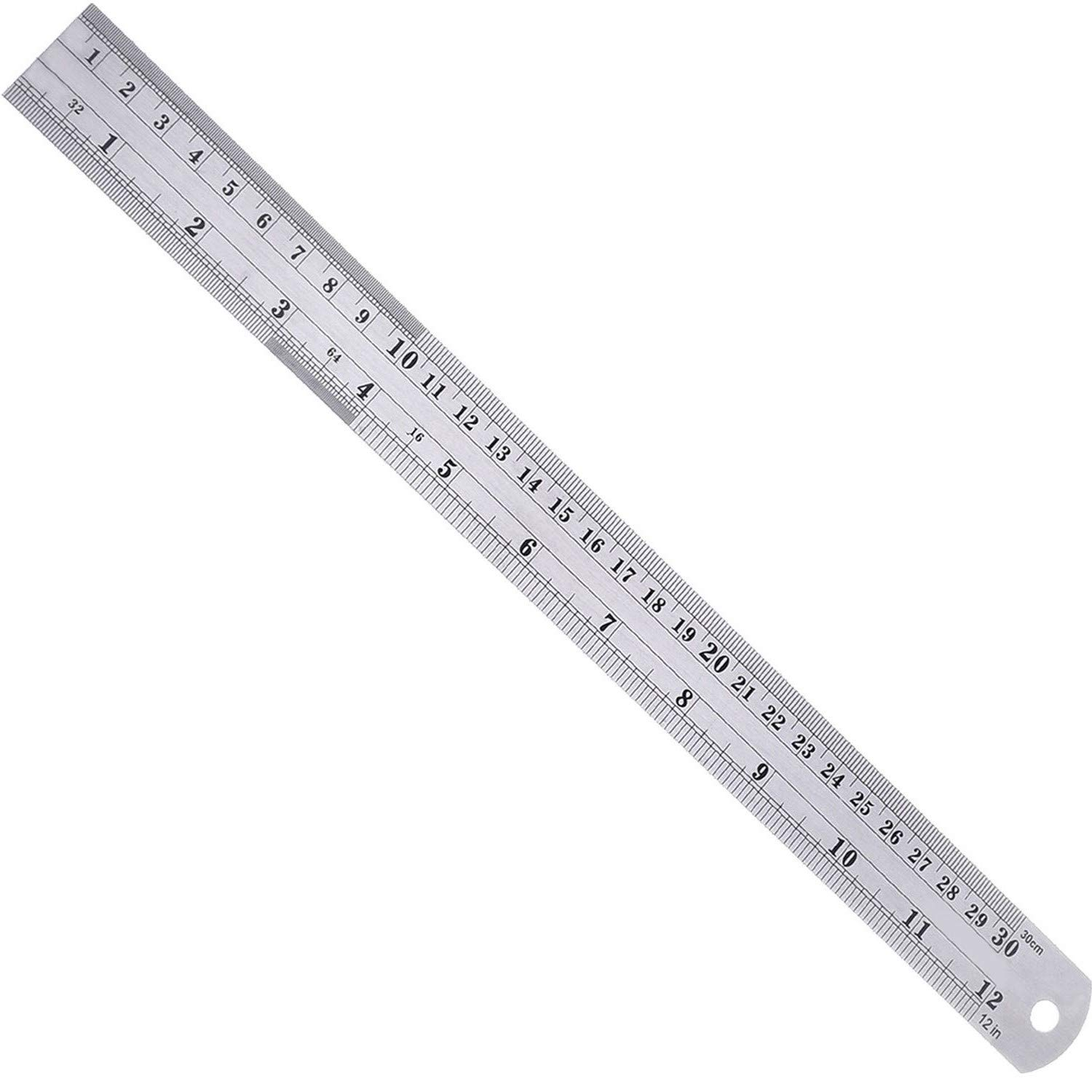 Harden Stainless Steel Ruler with Conversion Table (60-Inch)