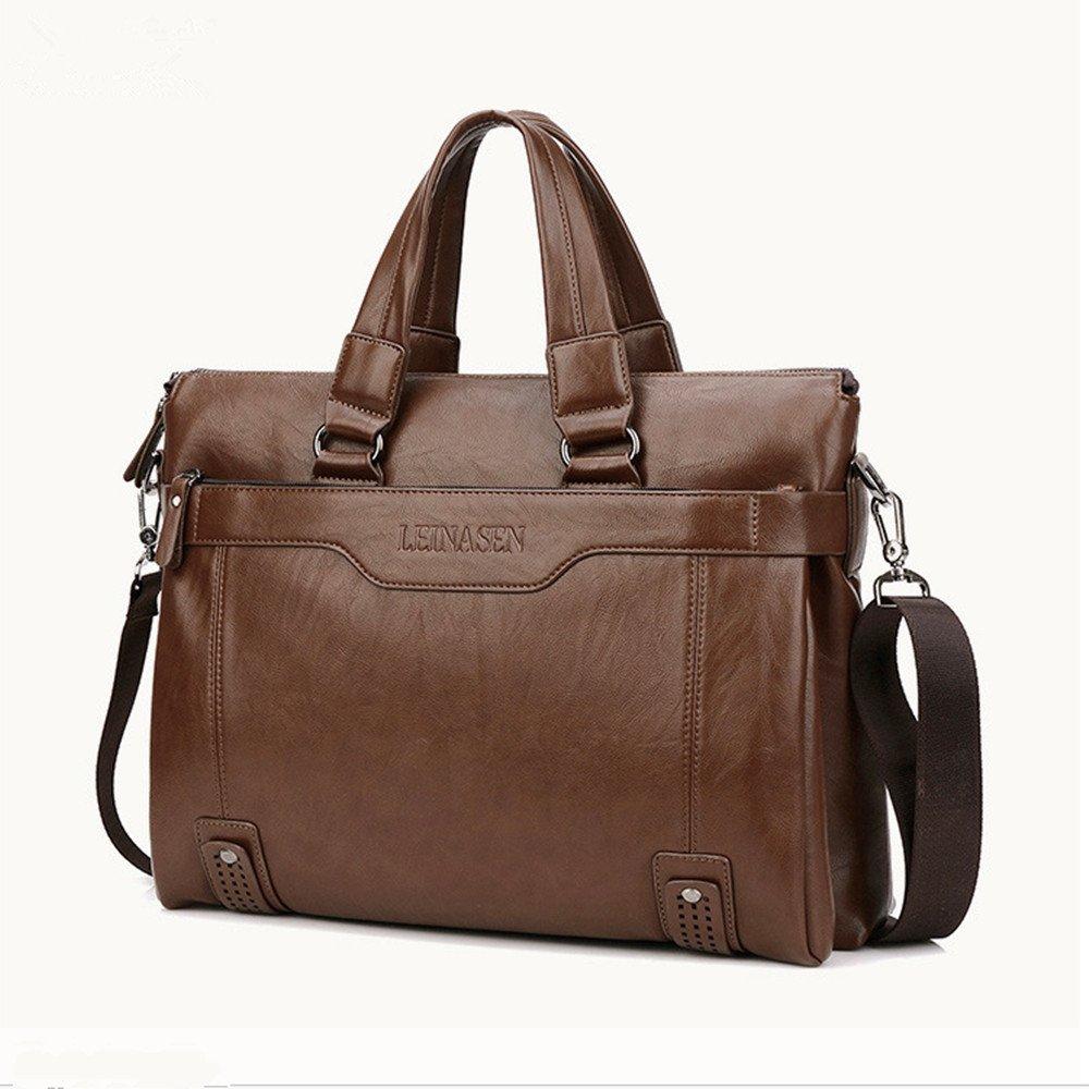 610ff7bc1f07 Diagonal Male Bag Handbag Computer Bag Briefcase Men s Shoulder Bag   Amazon.com.au  Sports