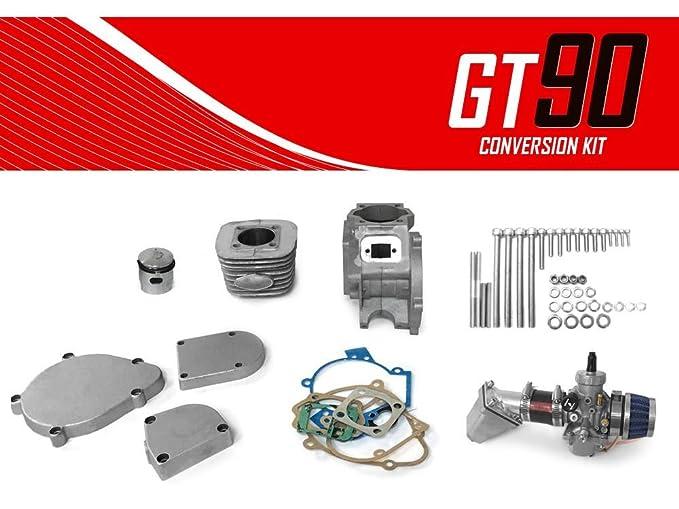 Amazon.com: GT90 Kit de conversión para motor de 2 tiempos ...