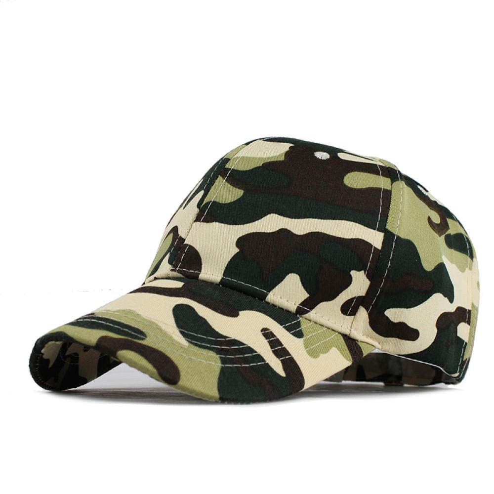 Fitted Hat Baseball Cap Casual Camouflage Casquette Snapback Gorras Adjustable dad Hats for Men Women