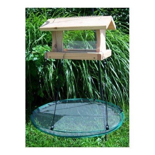 Songbird Essentials SEIA30024 Seed Hoop Bird Accessory, My Pet Supplies