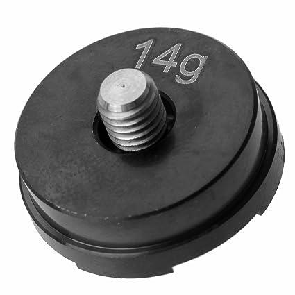 1pc 9 Variedad gramos Peso con un tornillo de repuesto para ...