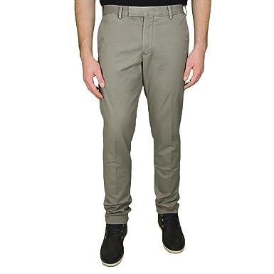 2649f6b9562af Ralph Lauren Pantalon Chino Slim Longueur 32 Gris pour Homme  Amazon ...