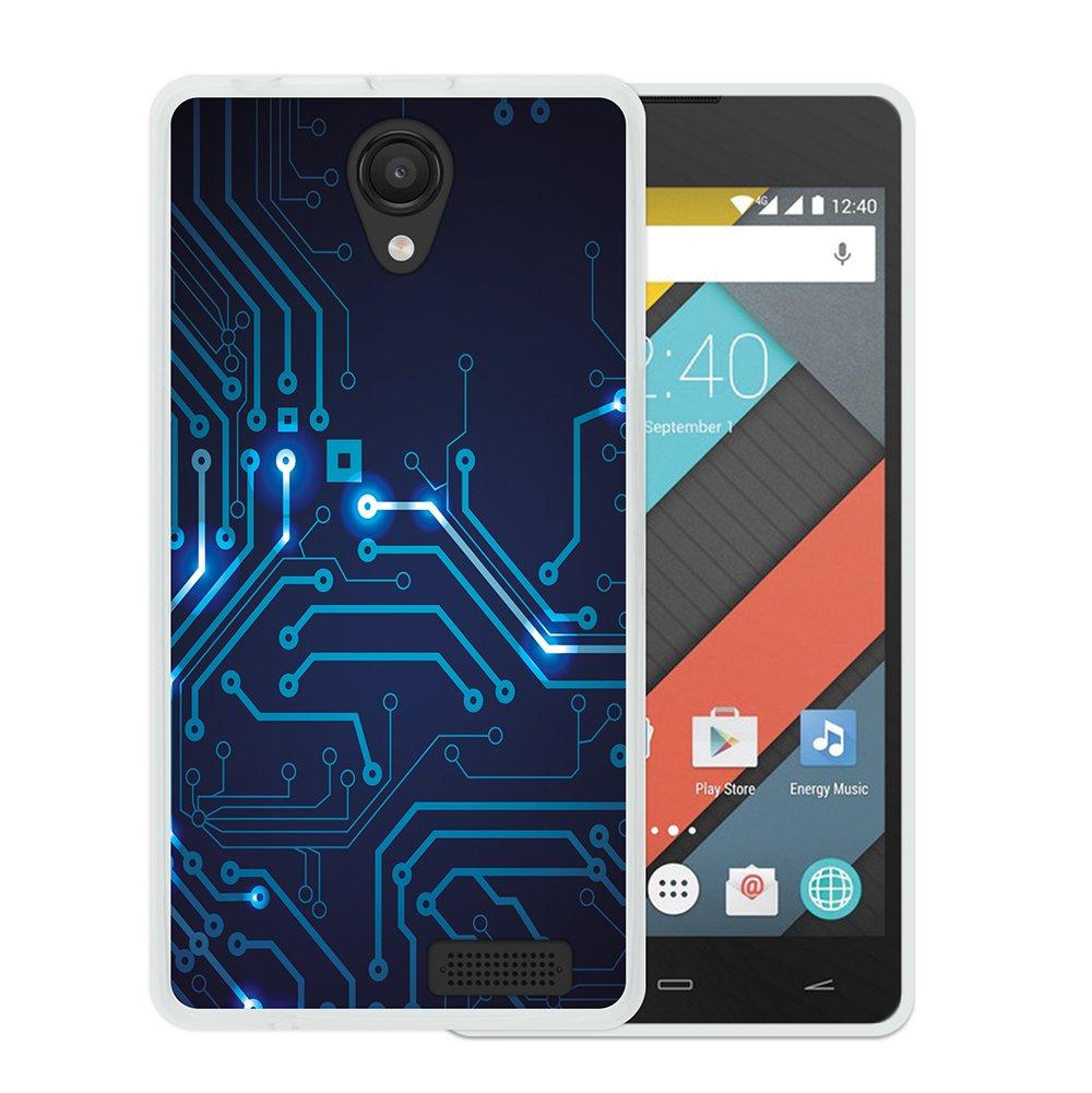 WoowCase Funda Energy Phone MAX 4G, [Energy Phone MAX 4G ...