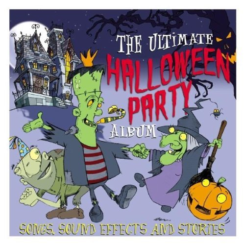 Ultimate Halloween Party Album by Ultimate Halloween Party